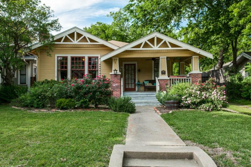 Sold Property | 5807 Goliad Avenue Dallas, Texas 75206 1