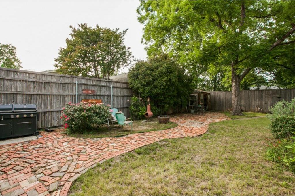 Sold Property | 5807 Goliad Avenue Dallas, Texas 75206 19
