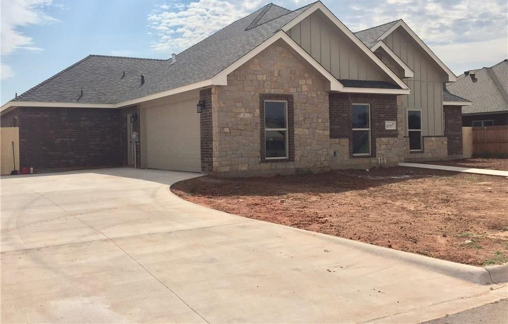 Sold Property | 6717 Summerwood Trail Abilene, Texas 79606 1