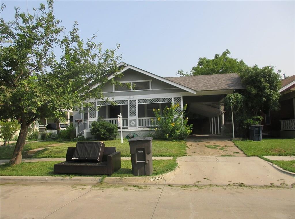 Sold Property | 1220 W Arlington Avenue Fort Worth, Texas 76110 3
