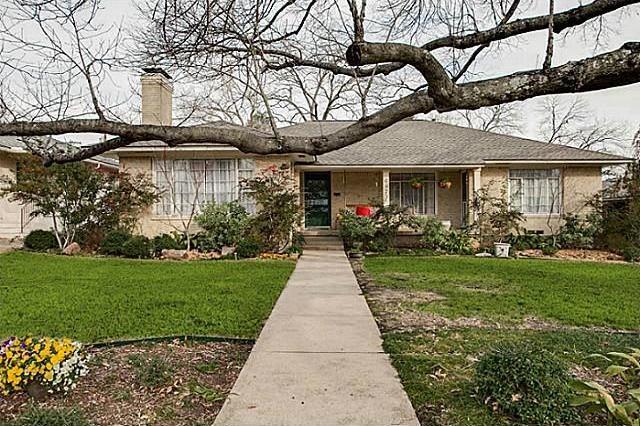 Sold Property | 6973 Southridge Drive Dallas, Texas 75214 0