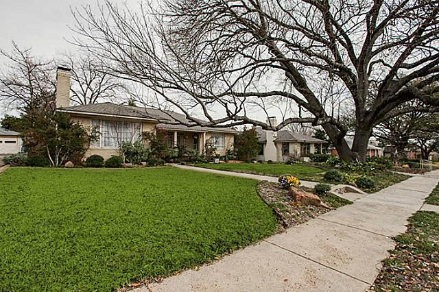 Sold Property | 6973 Southridge Drive Dallas, Texas 75214 1