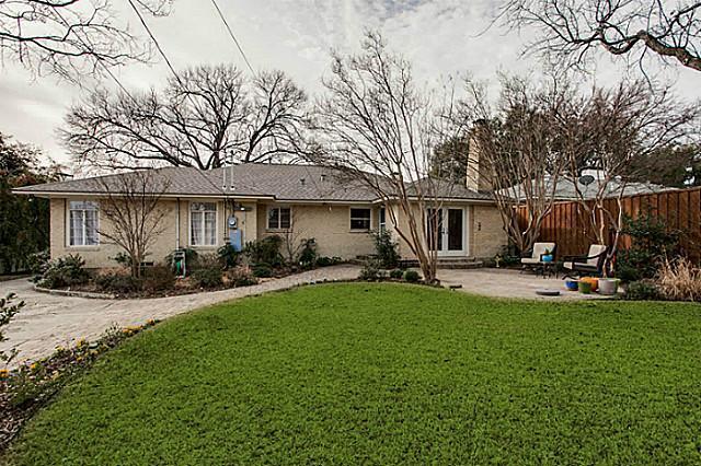 Sold Property | 6973 Southridge Drive Dallas, Texas 75214 23
