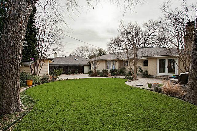 Sold Property | 6973 Southridge Drive Dallas, Texas 75214 24