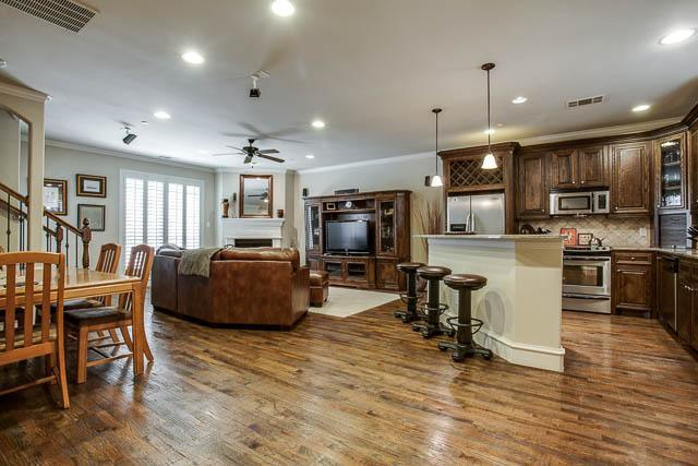 Sold Property | 1910 Hope Street #3 Dallas, Texas 75206 8