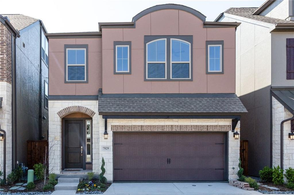 Sold Property | 7029 Mistflower Lane Dallas, Texas 75231 0