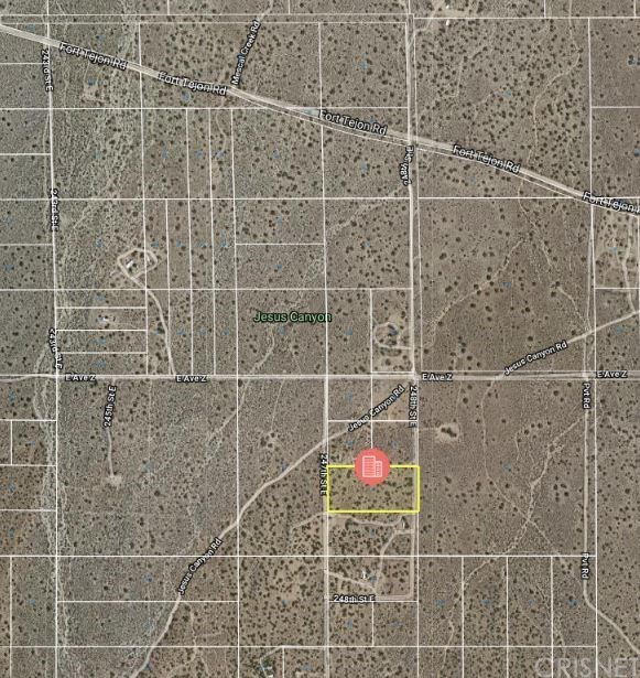 Closed | 0 Vac/Vic Avenue Z4/248 Ste Llano, CA 93544 0