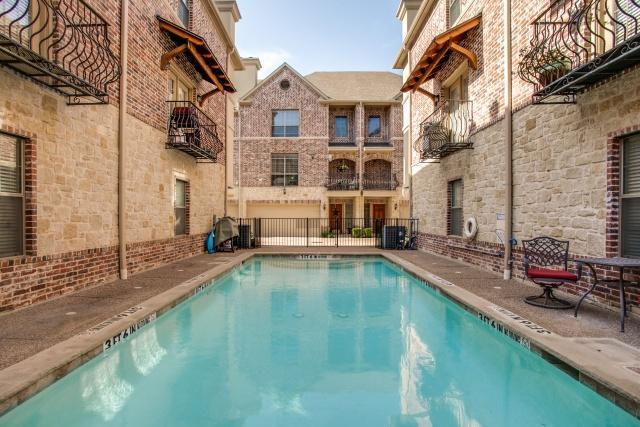 Sold Property | 1910 Hope Street #15 Dallas, Texas 75206 20