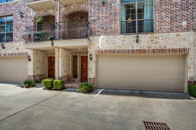Sold Property | 1910 Hope Street #15 Dallas, Texas 75206 3