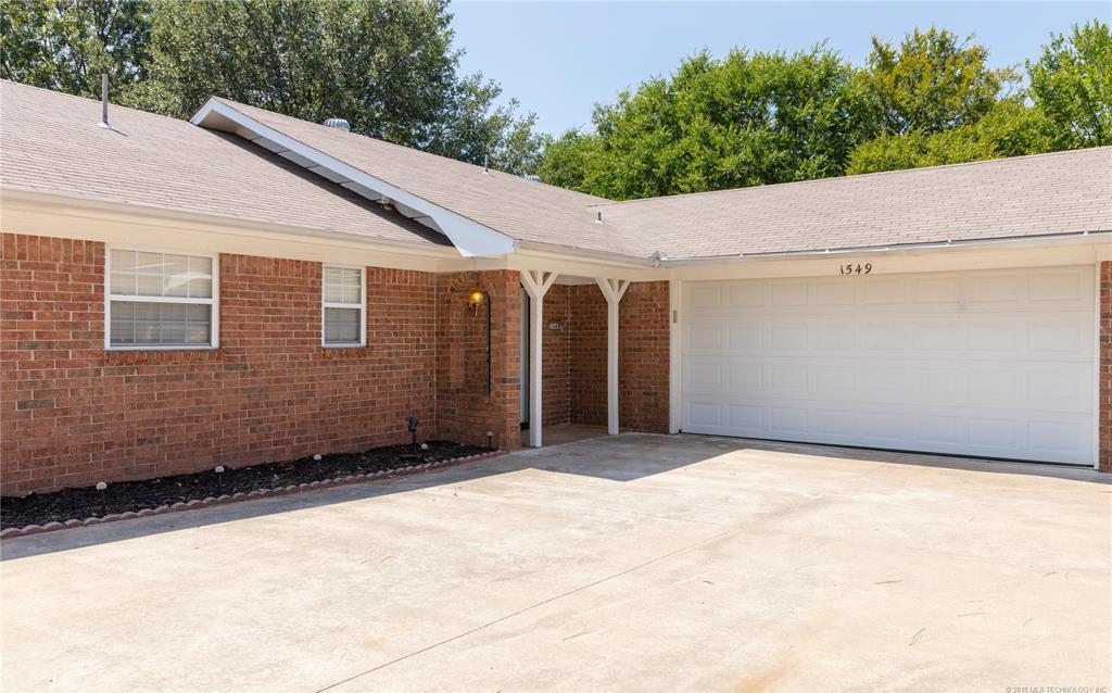 Off Market | 1549 S 5th Street McAlester, Oklahoma 74501 1