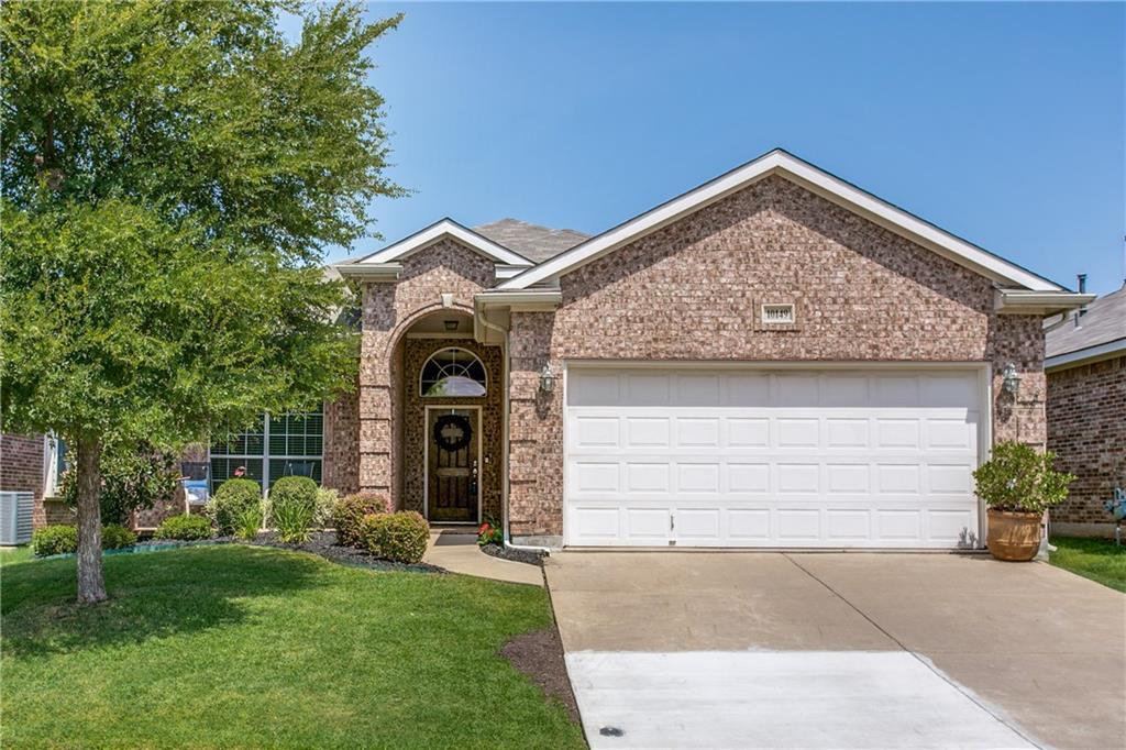 Sold Property | 10149 Bull Run Fort Worth, Texas 76177 1