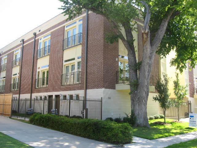 Sold Property | 5711 Ross Avenue #6 Dallas, Texas 75206 0