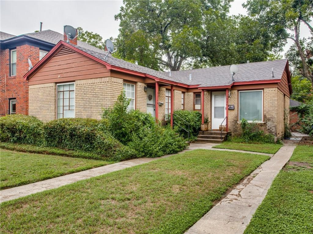 Sold Property | 5924 Vickery Boulevard Dallas, Texas 75206 0