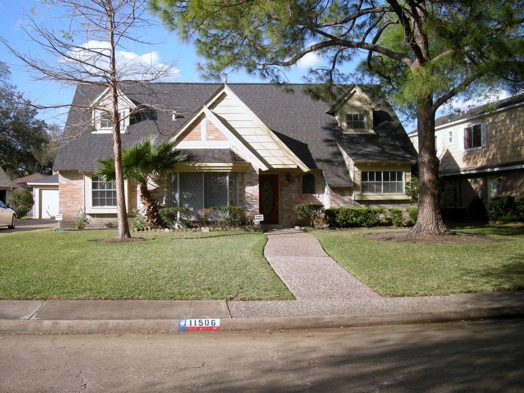 Active   11506 Long Pine Drive Houston, Texas 77077 1