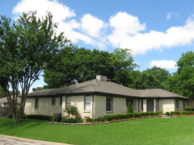 Sold Property | 6624 Northridge Drive Dallas, Texas 75214 0