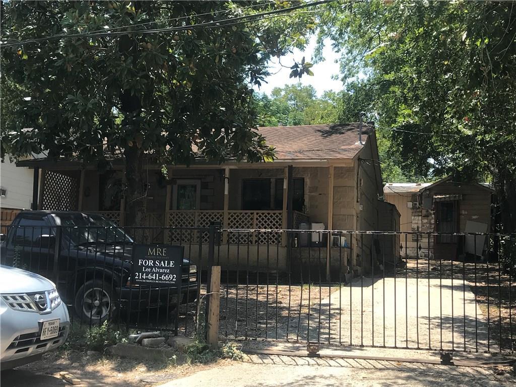 Active | 1908 Pollard Street Dallas, TX 75208 0