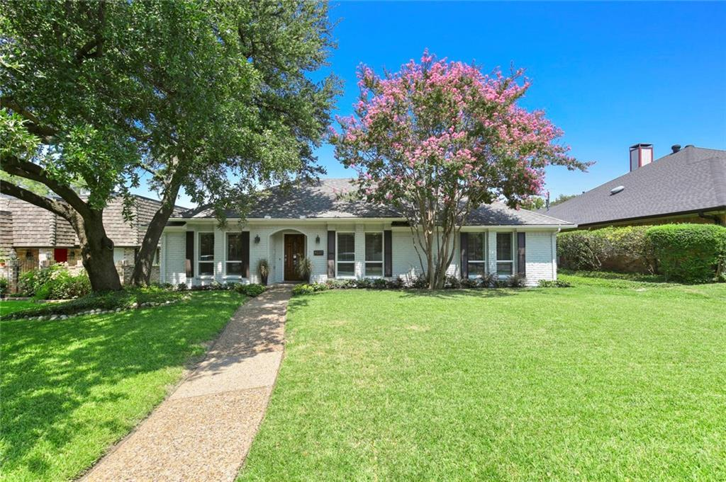 Sold Property | 9237 Moss Farm Lane Dallas, Texas 75243 0