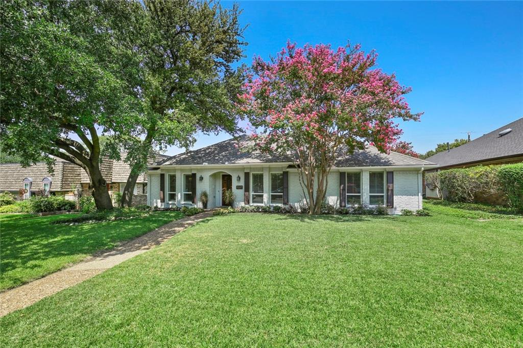 Sold Property | 9237 Moss Farm Lane Dallas, Texas 75243 1