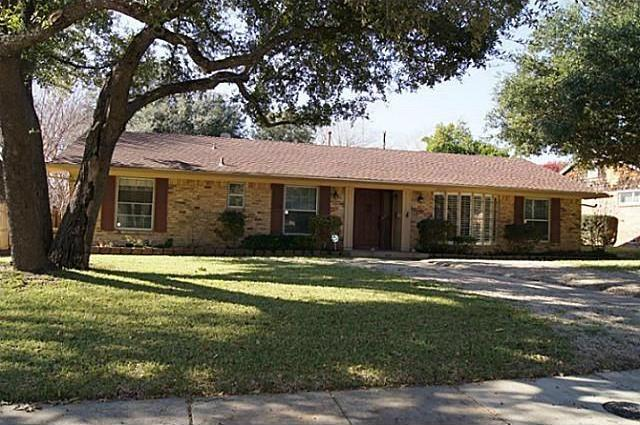 Sold Property | 839 Overglen Drive Dallas, Texas 75218 0
