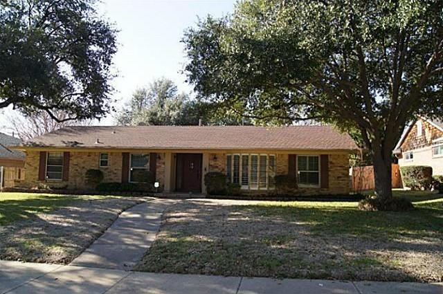 Sold Property | 839 Overglen Drive Dallas, Texas 75218 1