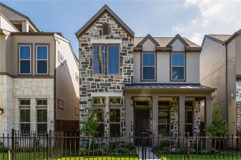Sold Property | 5161 Artemesia Lane Dallas, TX 75209 0
