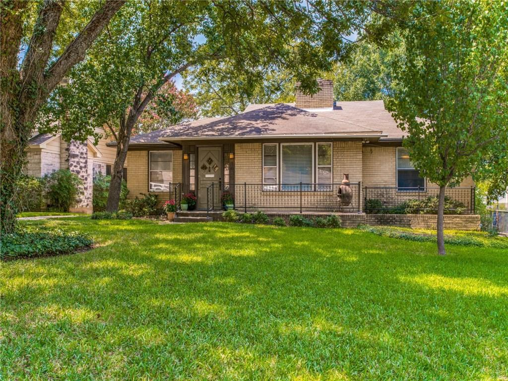 Sold Property | 1635 Cedar Hill Avenue Dallas, Texas 75208 2