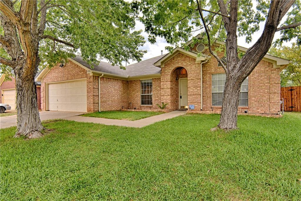 Sold Property | 2301 Green Mere Drive Arlington, Texas 76001 0