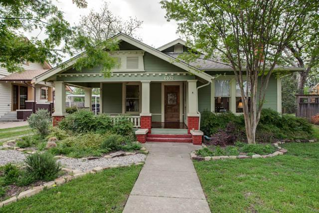 Sold Property | 6102 Worth Street Dallas, Texas 75214 0