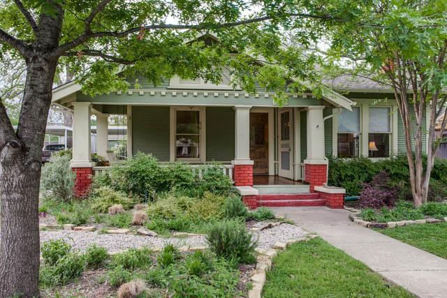 Sold Property | 6102 Worth Street Dallas, Texas 75214 2