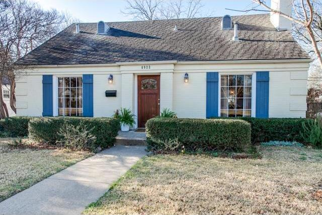 Sold Property | 6022 Revere Place Dallas, Texas 75206 1
