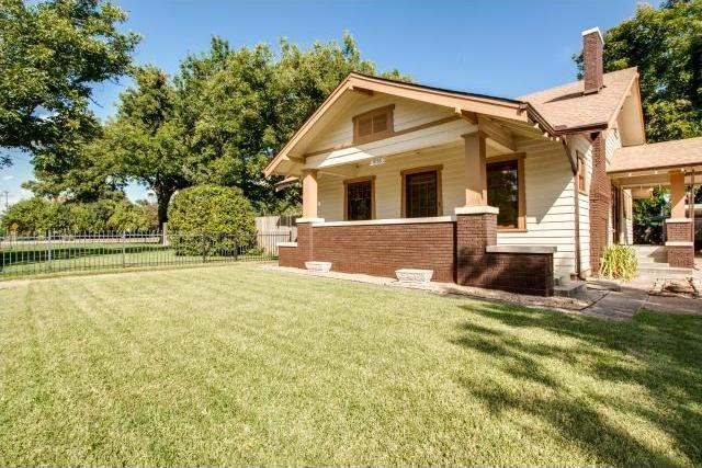 Sold Property | 6106 Worth Street Dallas, Texas 75214 1