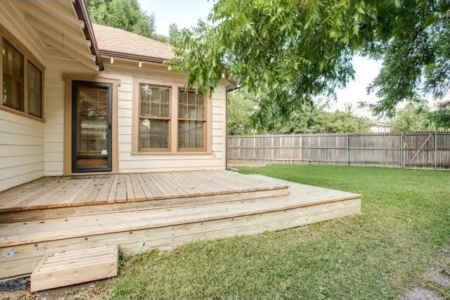 Sold Property | 6106 Worth Street Dallas, Texas 75214 24