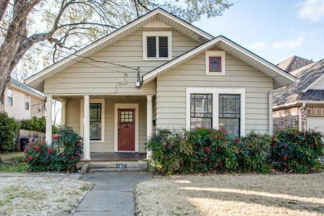 Sold Property | 5810 Lewis Street Dallas, Texas 75206 1