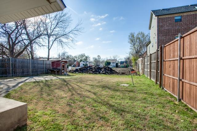 Sold Property | 5810 Lewis Street Dallas, Texas 75206 21