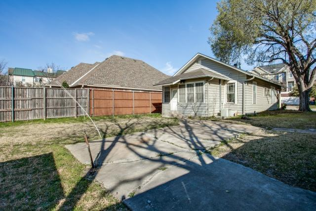 Sold Property | 5810 Lewis Street Dallas, Texas 75206 24