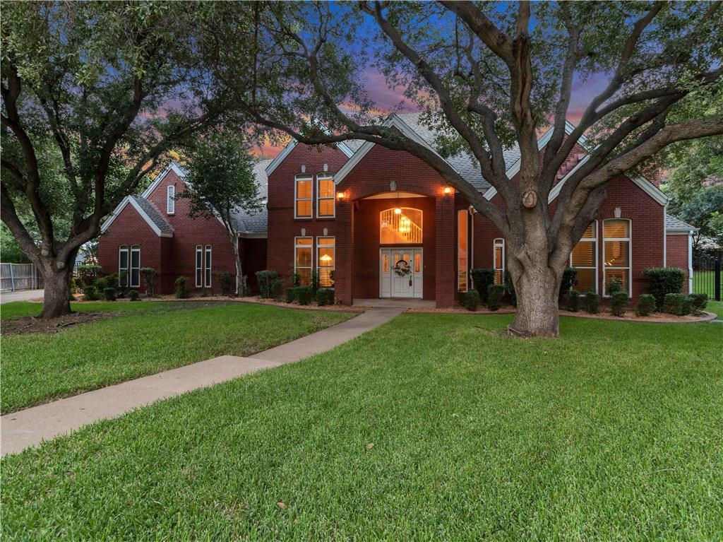 Sold Property | 4201 Wilcrest Court Colleyville, Texas 76034 0
