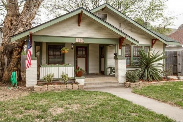 Sold Property | 5610 Reiger Avenue Dallas, Texas 75214 2