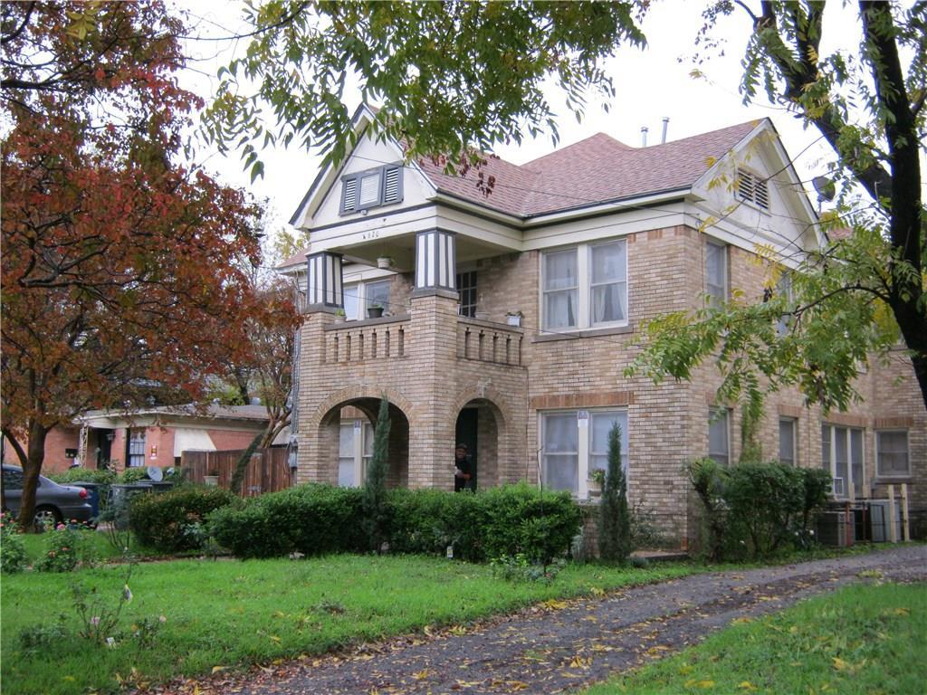 Sold Property   4620 E Side Avenue Dallas, Texas 75226 0