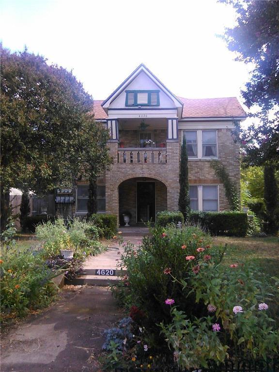 Sold Property   4620 E Side Avenue Dallas, Texas 75226 2