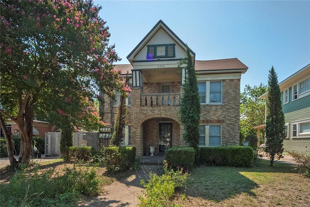 Sold Property   4620 E Side Avenue Dallas, Texas 75226 3