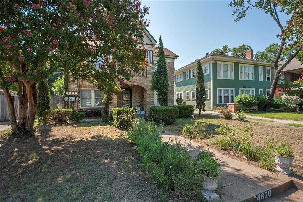 Sold Property   4620 E Side Avenue Dallas, Texas 75226 5