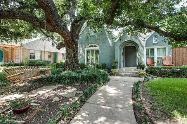 Sold Property | 5931 Martel Avenue Dallas, Texas 75206 0