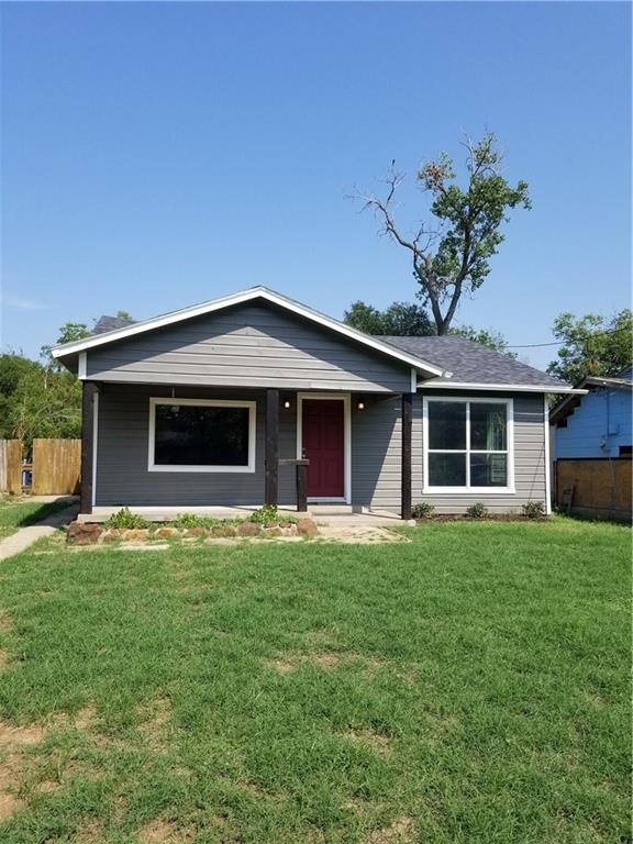 Sold Property | 805 Bradley Street Fort Worth, TX 76103 2