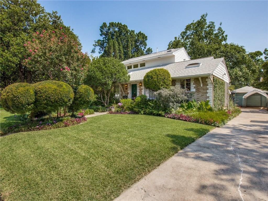 Sold Property | 6732 Kenwood Street Dallas, Texas 75214 0