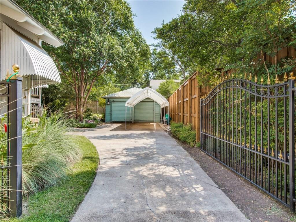 Sold Property | 6732 Kenwood Street Dallas, Texas 75214 12