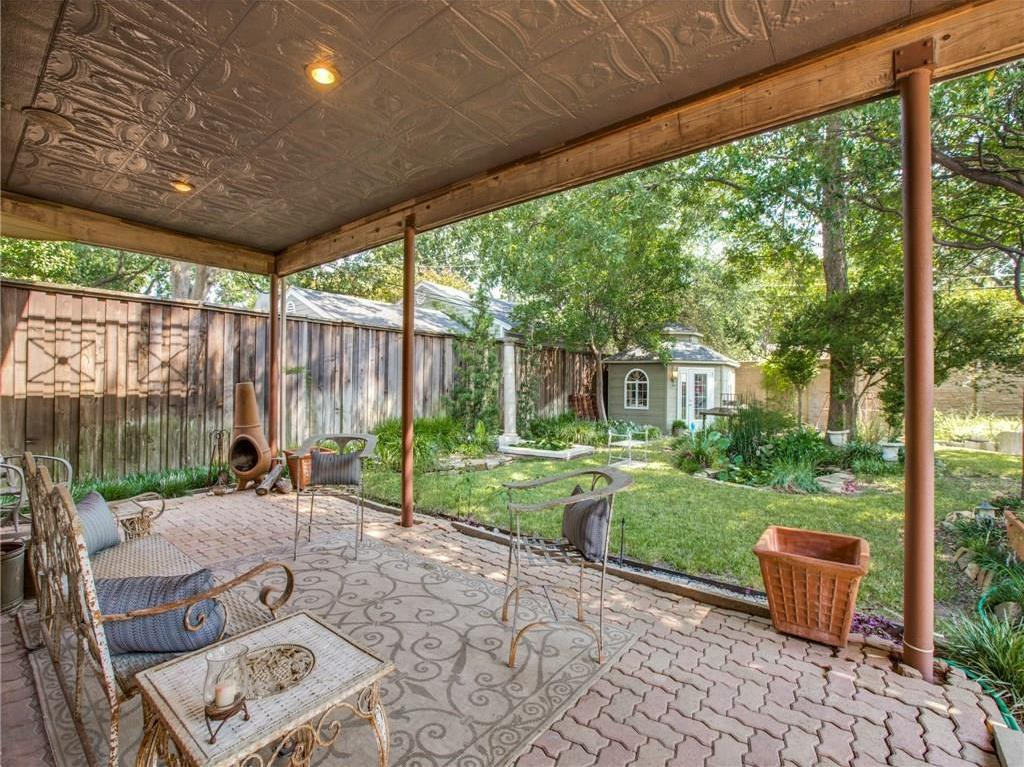 Sold Property | 6732 Kenwood Street Dallas, Texas 75214 13