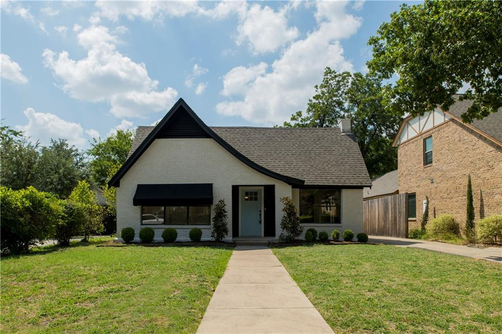 Sold Property | 3416 Cockrell Avenue Fort Worth, Texas 76109 0