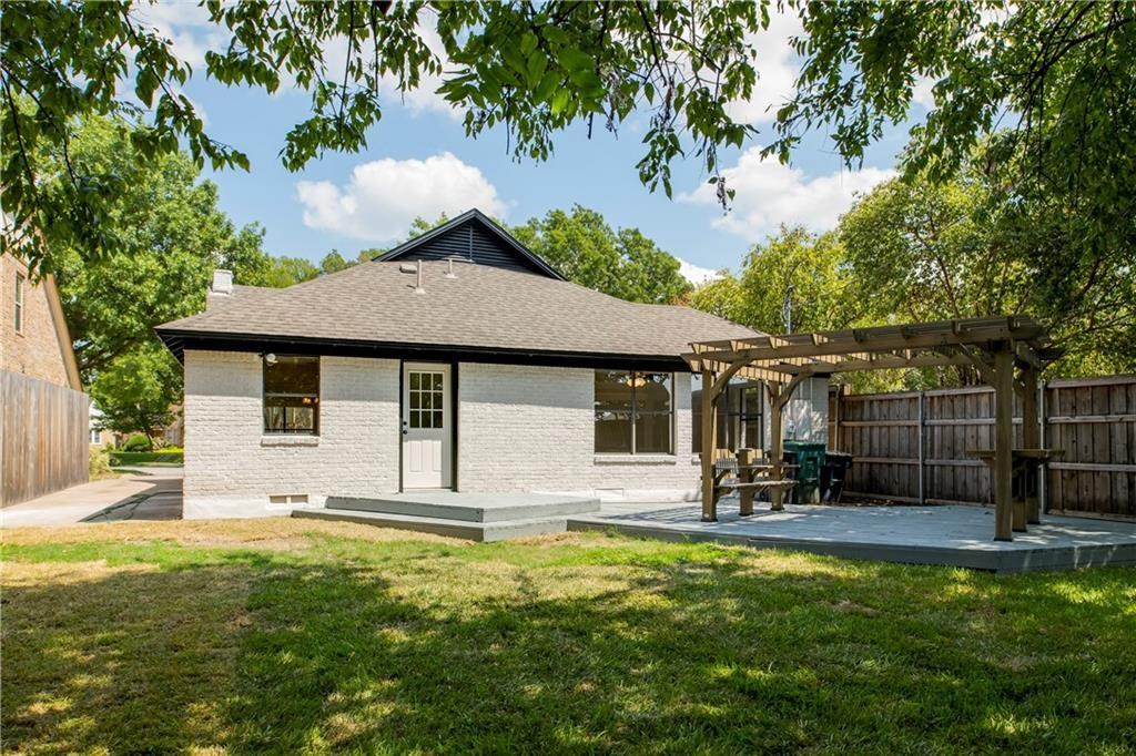 Sold Property | 3416 Cockrell Avenue Fort Worth, Texas 76109 19