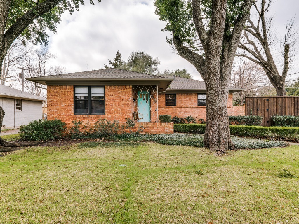 Sold Property | 7206 Haverford Road Dallas, Texas 75214 0