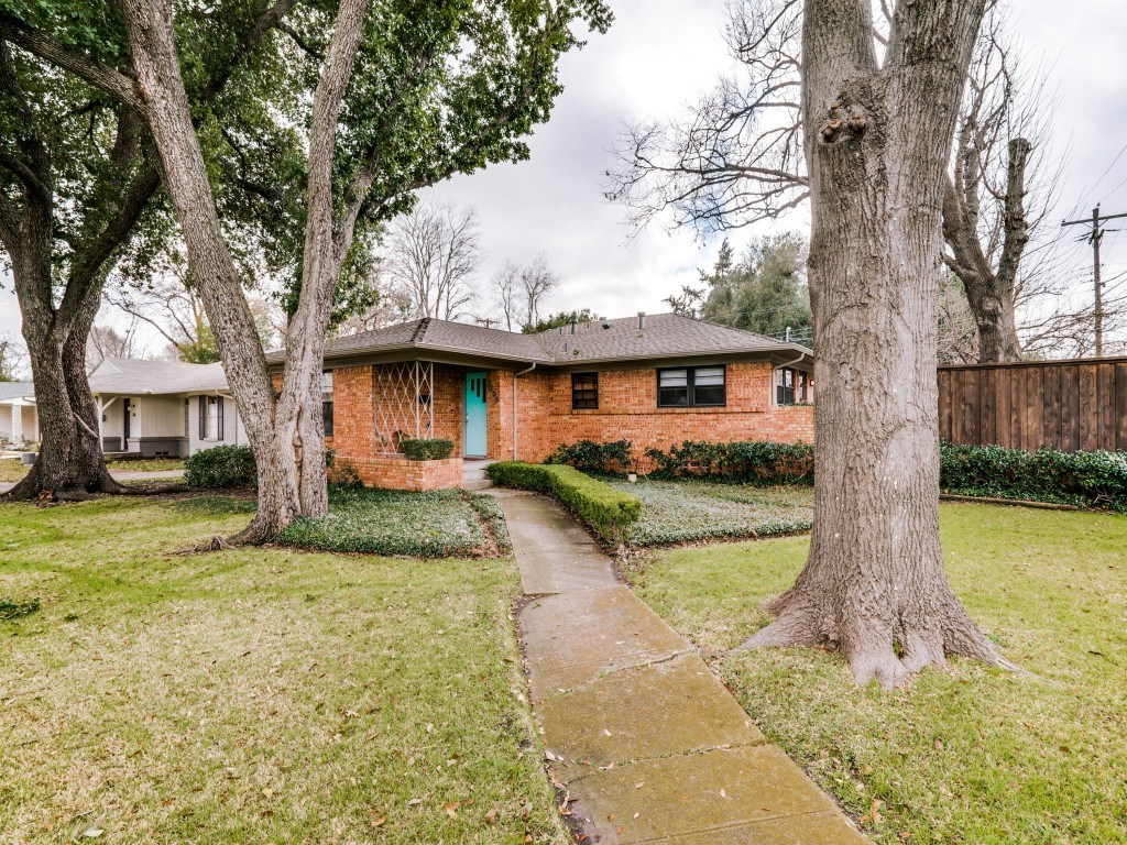 Sold Property | 7206 Haverford Road Dallas, Texas 75214 1